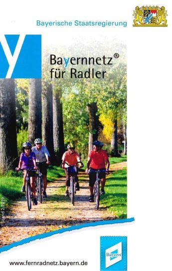Bayernnetz für Radler. Foto: Bayerisches Staatsministerium für Wohnen, Bau und Verkehr.