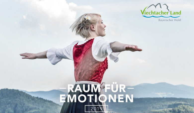 Viechtacher Land - Raum für Emotionen. Foto: Tourist-Information Viechtach.