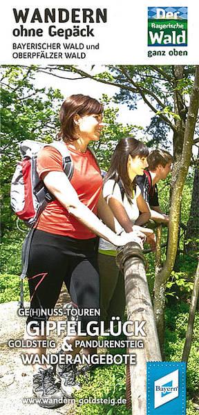Wandern ohne Gepäck. Foto: Tourismusverband Ostbayern e.V.
