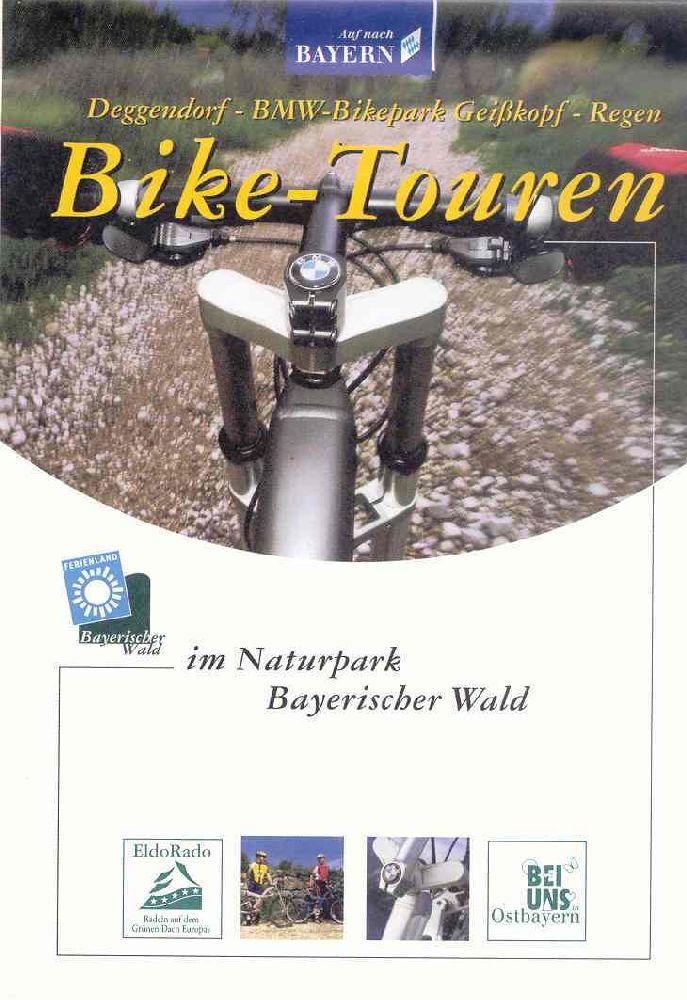 Bike-Touren. Foto: Galli Verlag.