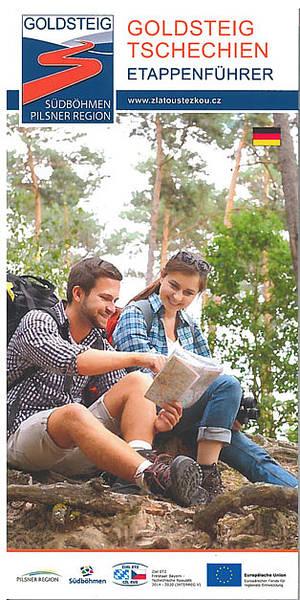 Goldsteig Tschechien Etappenführer. Foto: Tourismusverband Ostbayern e.V.
