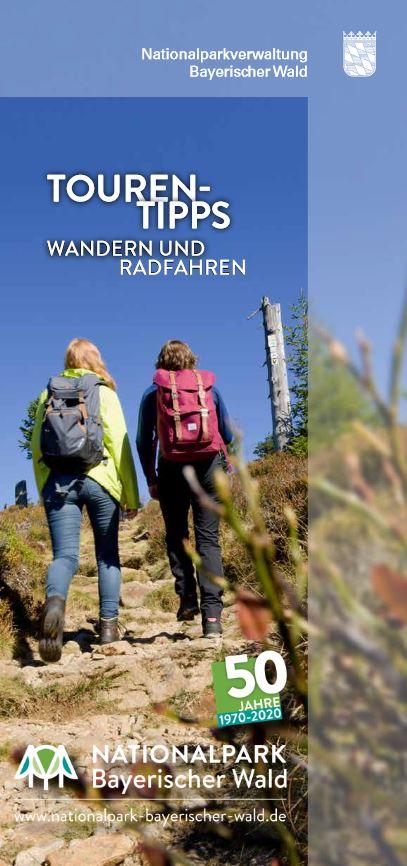 Touren-Tipps - Wandern und Radfahren im Nationalpark Bayerischer Wald. Foto: Daniela Blöchinger - Fotostudio A/Nationalpark Bayerischer Wald.