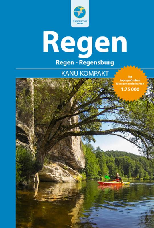Kanu Kompakt Regen. Foto: Thomas Kettler Verlag.