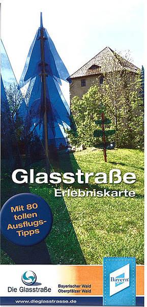 Erlebniskarte Glasstraße. Foto: Tourismusverband Ostbayern e.V.