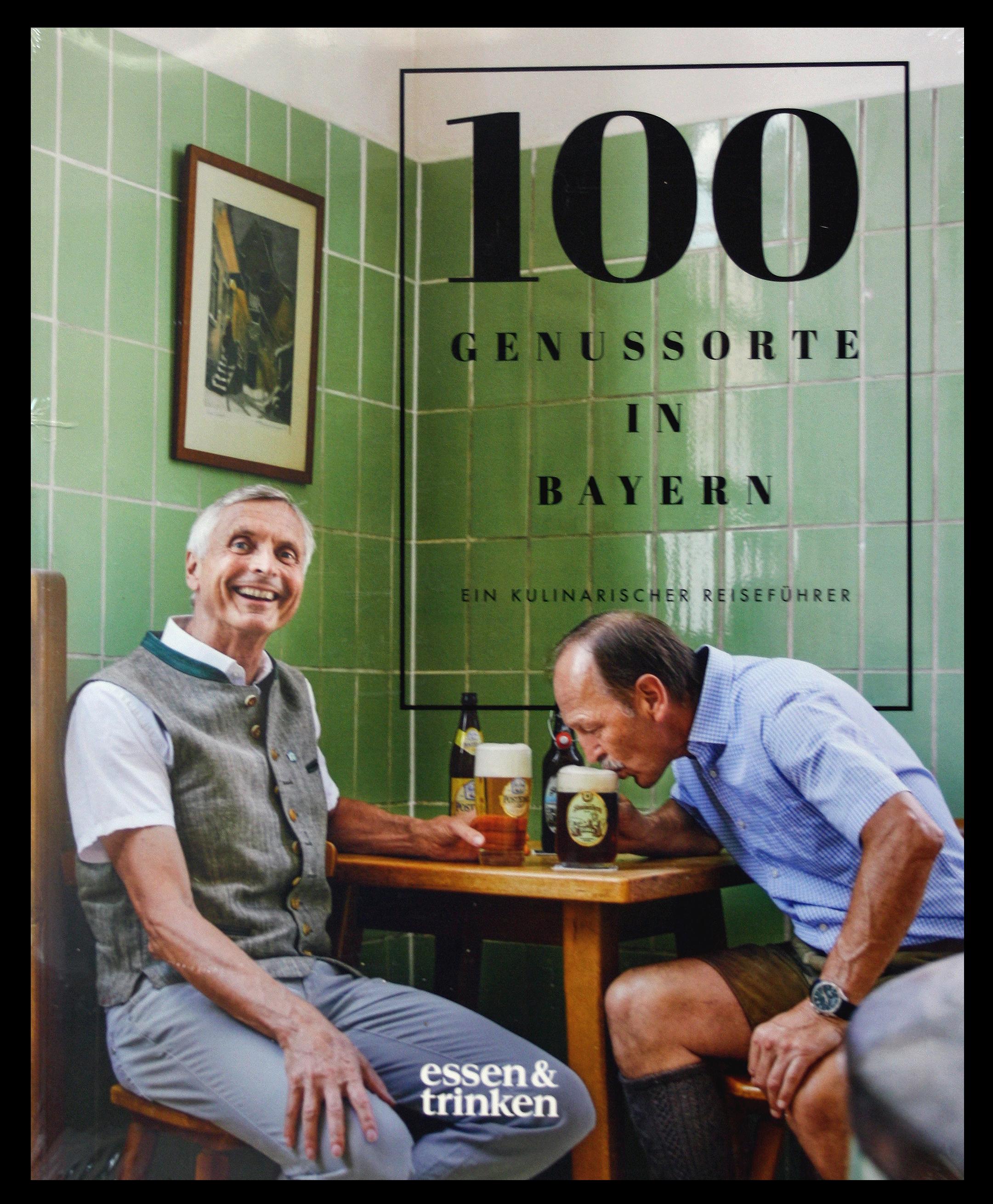 100 Genussorte in Bayern - Ein kulinarischer Reiseführer. Foto: LWG/Florian Generotzky.