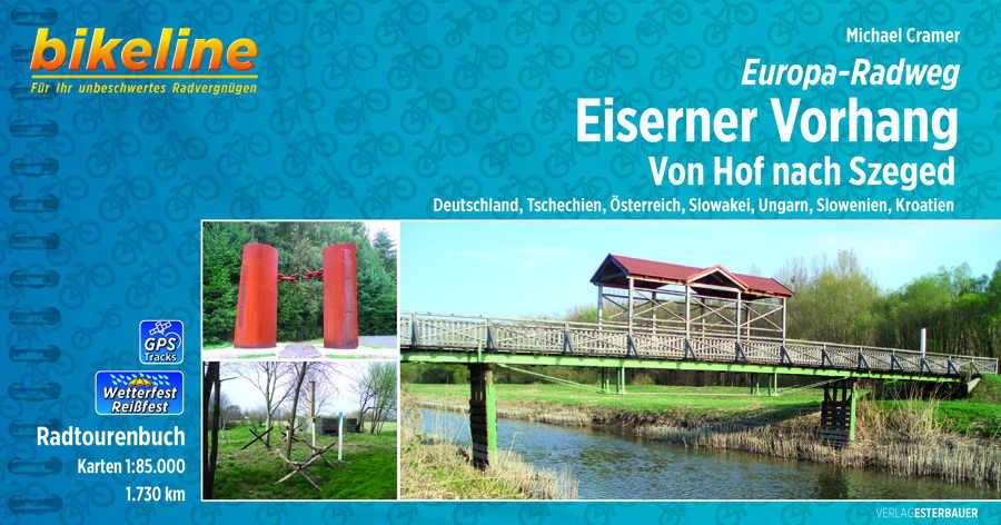 Radtourenbuch Eisener Vorhang. Foto: bikeline / Verlag Esterbauer GmbH