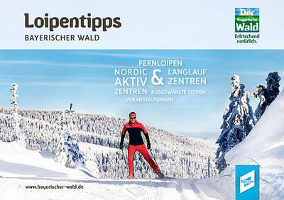 Loipentipps Bayerischer Wald. Foto: Tourismusverband Ostbayern e.V.