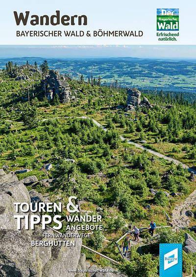 Bayerischer Wald Wandern. Foto: Tourismusverband Ostbayern e.V.