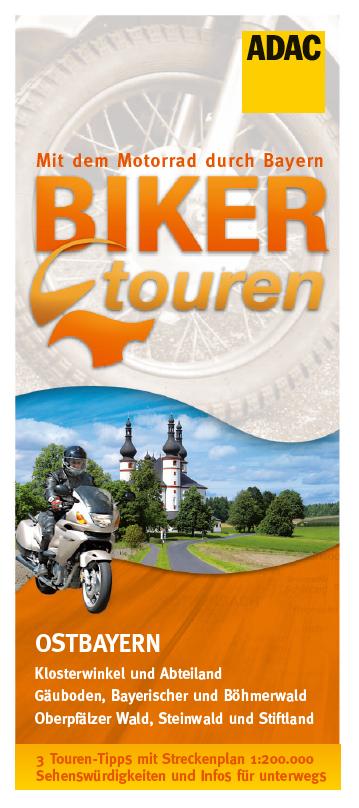 Bikertouren-Ostbayern. Foto: Tourismusverband Ostbayern e.V.