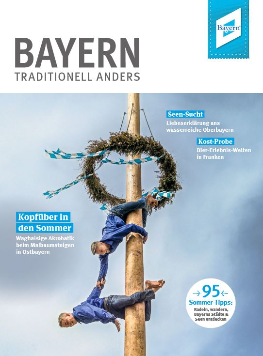 Bayern Traditionell Anders. Foto: Bayern Tourismus Marketing GmbH.