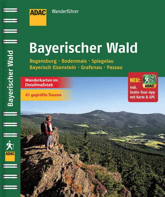 Wanderführer Bayerischer Wald. Foto: ADAC
