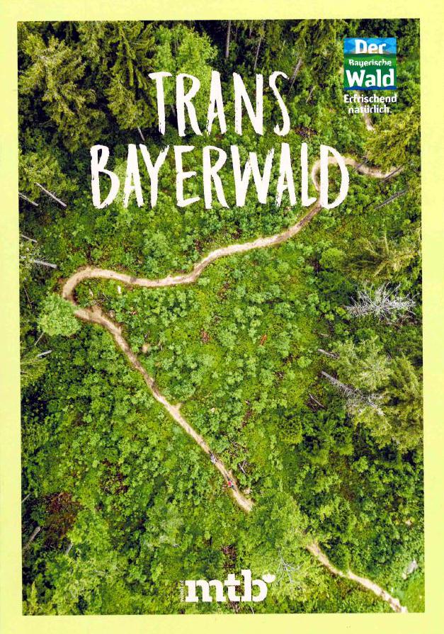 Trans Bayerwald – First Ride des world of mtb. Foto: Tourismusverband Ostbayern e.V.
